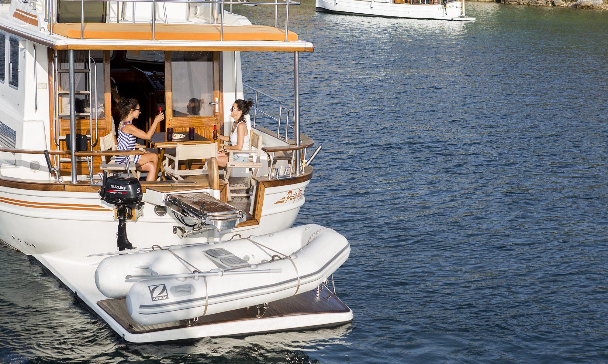 Momentos únicos con la mejor compañía en los barcos de Menorca Nautic