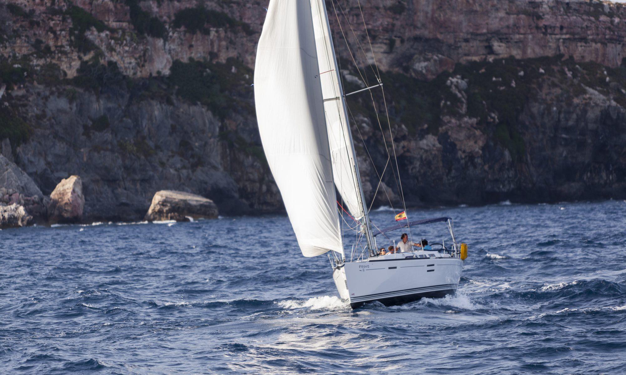 Flota de veleros Menorca Nautic